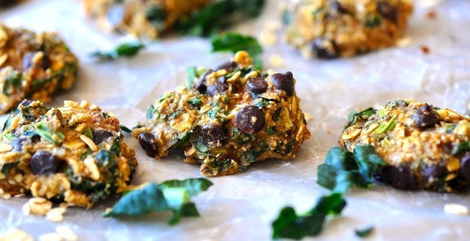 vegan kale cookie recipe