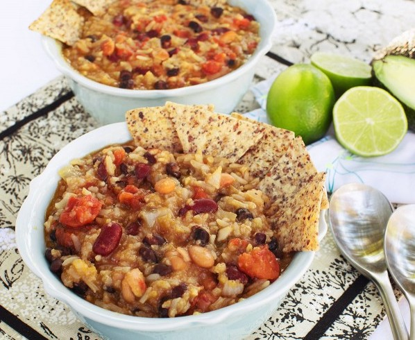 Mexican-Rice-Soup