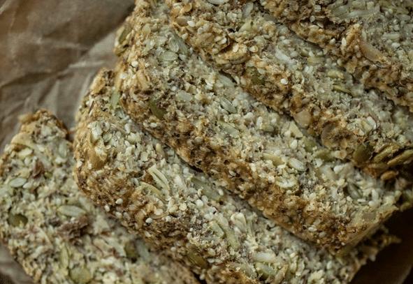 vegan bread