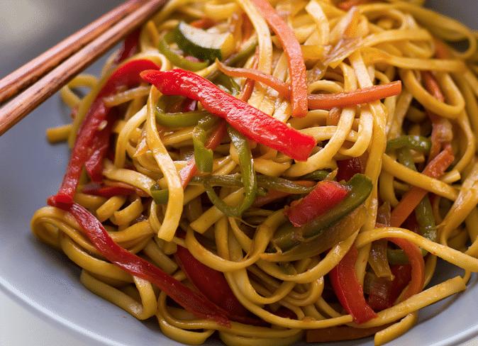 vegan stir fry recipes