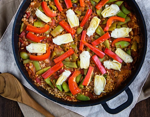 10 Vegan Rice Recipes