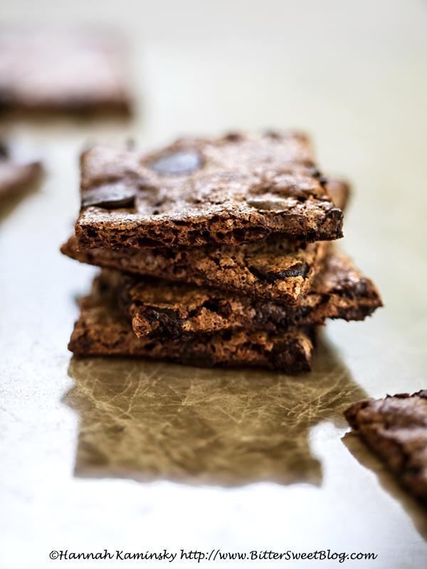 brownie crisps