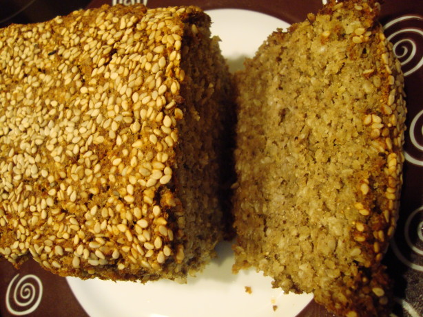 vegan bread recipe