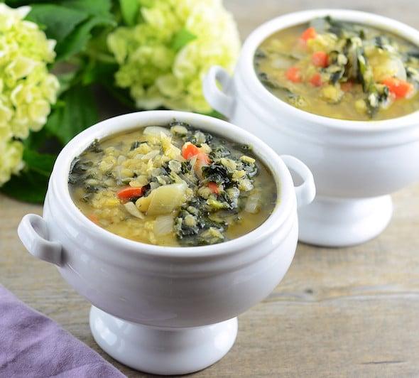 vegan kale recipes