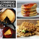 vegan cornbread recipes