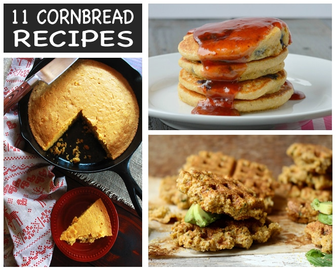 vegan cornbread recipes