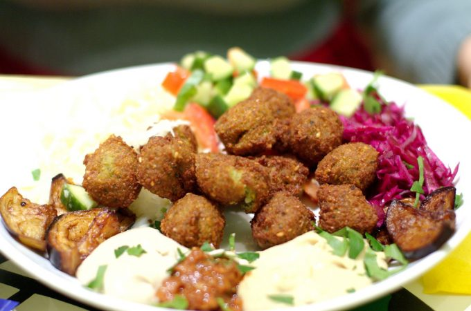 falafel vegan