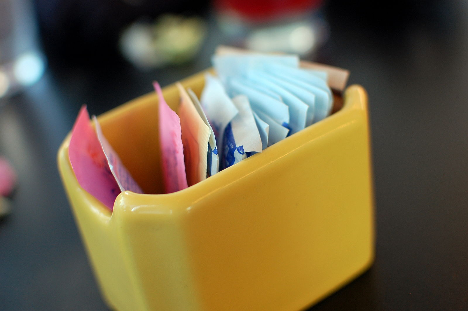 Are sweeteners vegan?