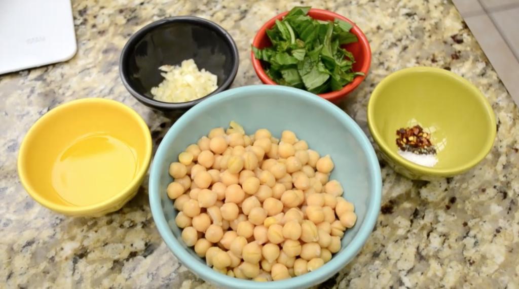 Garbanzo Ingredients