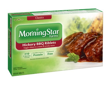 morningstar vegan products