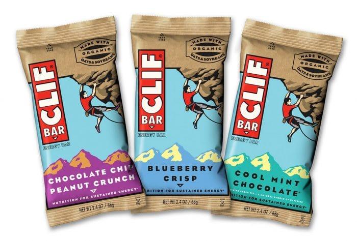 Cliff bar vegan