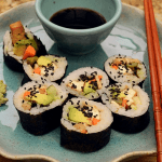 vegan sushi rice