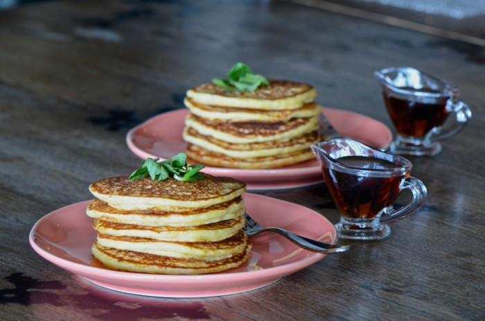 Fermented Pancakes