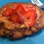 gluten free vegan oatmeal pancakes
