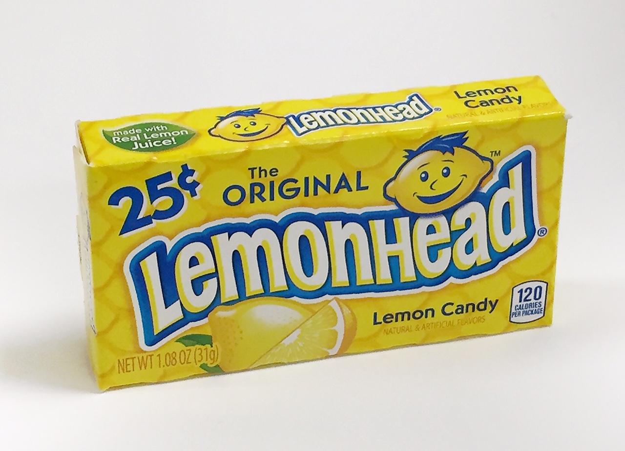 Lemonhead vegan