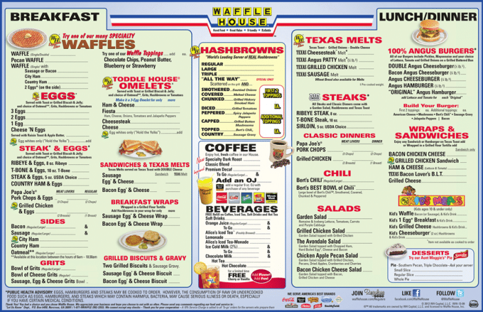 Vegan Options at Waffle House