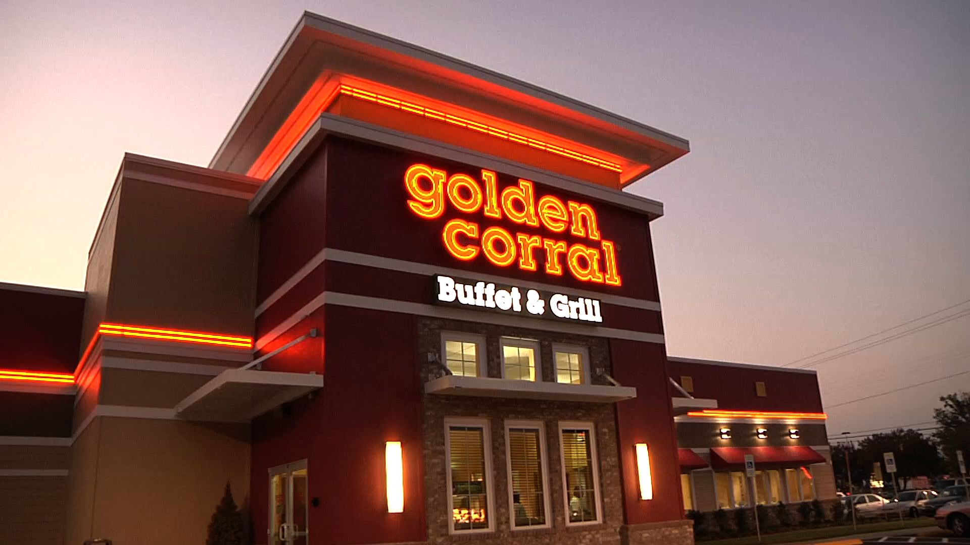Vegan Options at Golden Corral