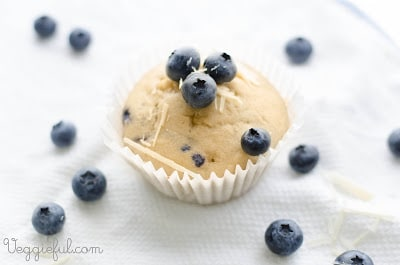 vegan blueberry white chocolate cupcake recipe