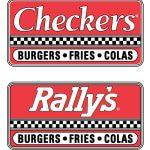 vegan options at checkers rallys