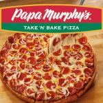 vegan options papa murphy's take n bake pizza