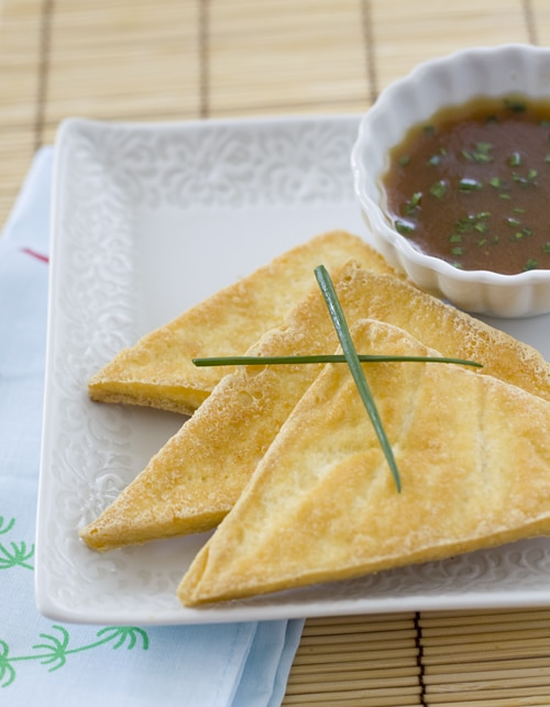 Crispy-Tofu-Triangles