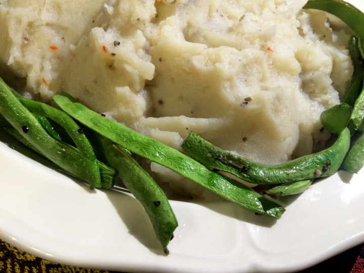 vegan mashed potatoes recipe