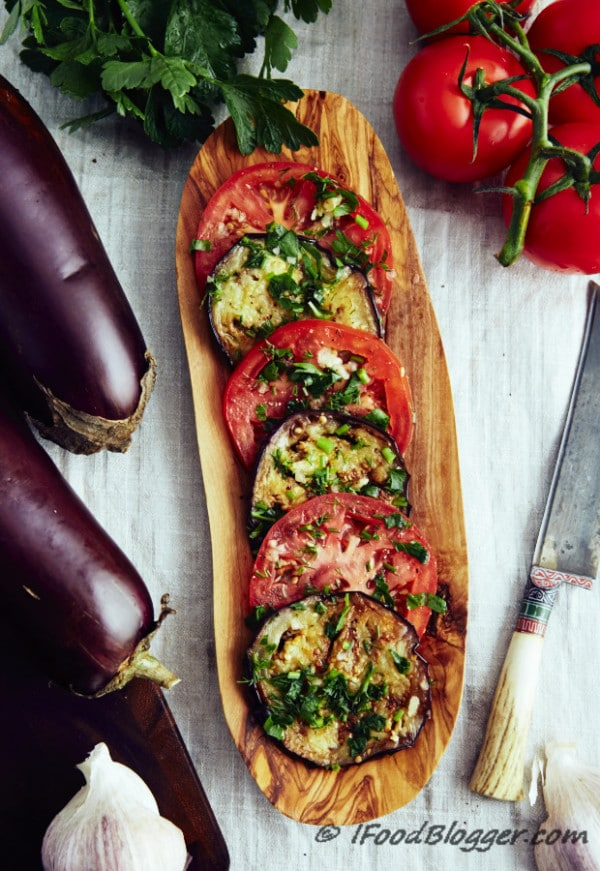 Marinated-Eggplant-Tomatoes