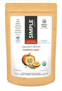 Sprout Living Pumpkin Seed Protein Powder