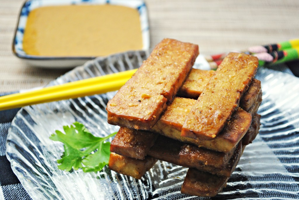 Tofu-Satay recipe