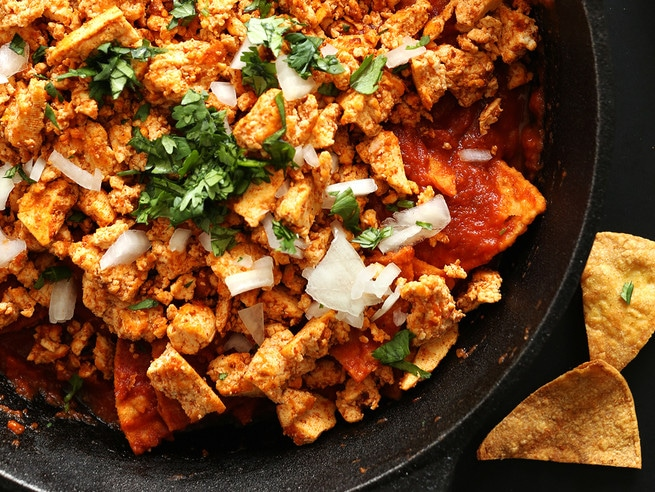chipotle tofu recipe