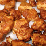 crispy vegan popcorn tofu recipe