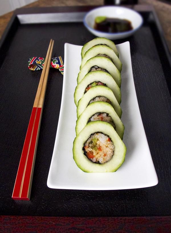 cucumber-sushi