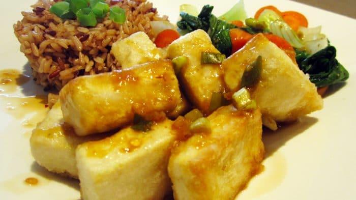 gernal taos tofu