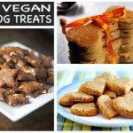 homemade vegan dog treats