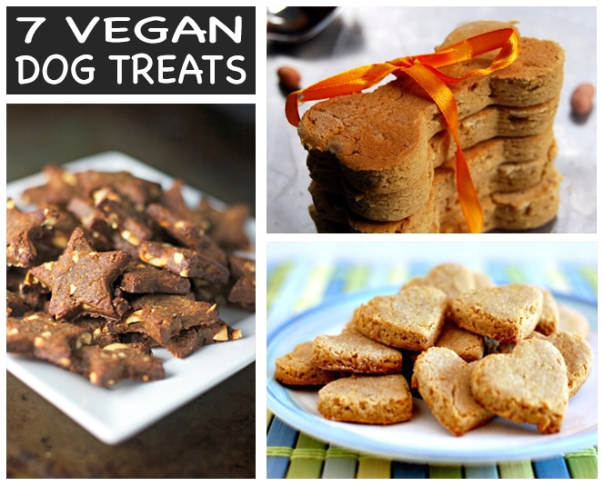 7 Homemade Vegan Dog Treats