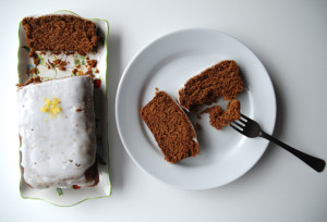 lemon drizzle vegan cake recipe