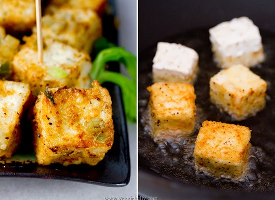 salt and pepper tofu recipe