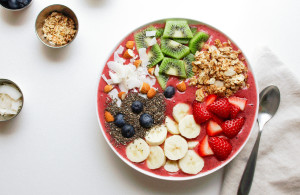 smoothie bowl lose weight fast