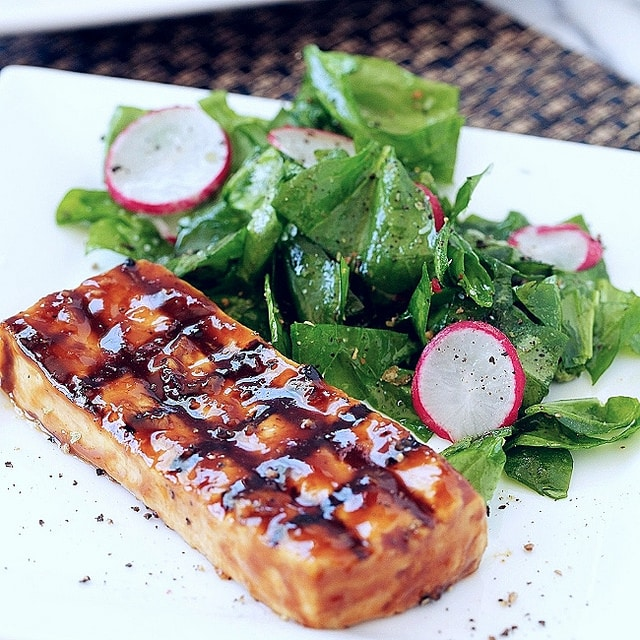 tamarind grilled tofu