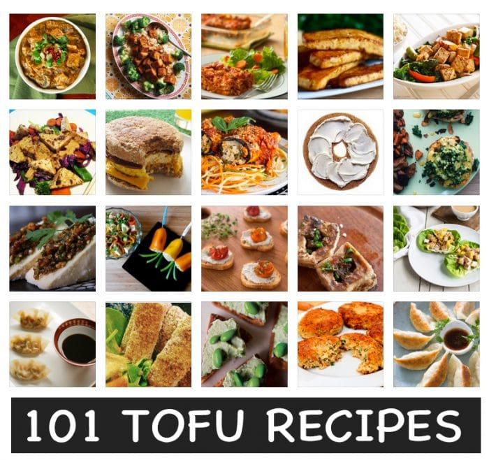 vegan tofu recipes