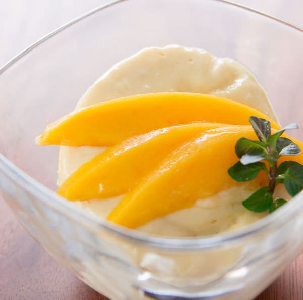 vegan-mango-pudding