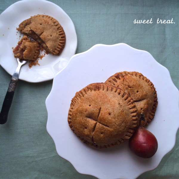 vegan pocket pies