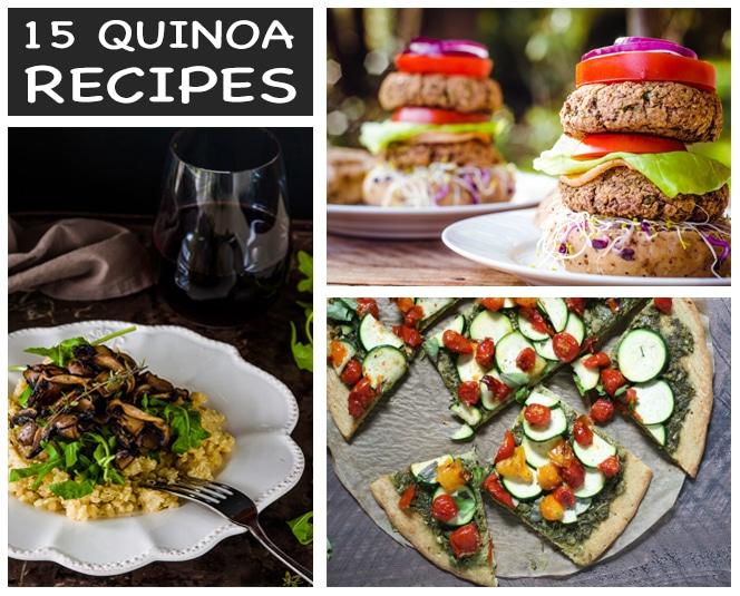 15 Vegan Quinoa Recipes