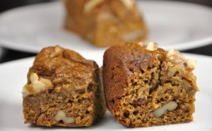 vegan slow cooker pumpkin bread