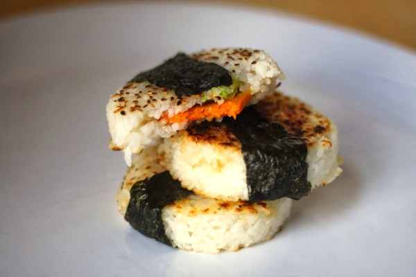 vegan sushi recipes sweet potato rice