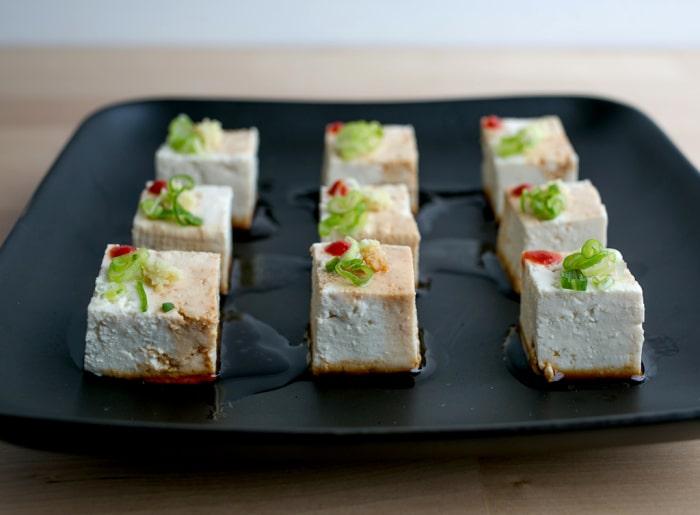 yakko tofu bites