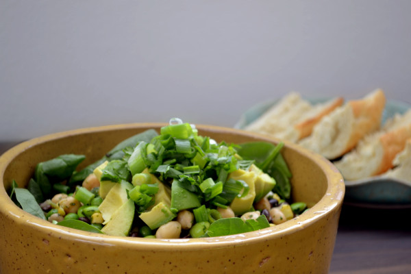 Black Bean Super Salad 2