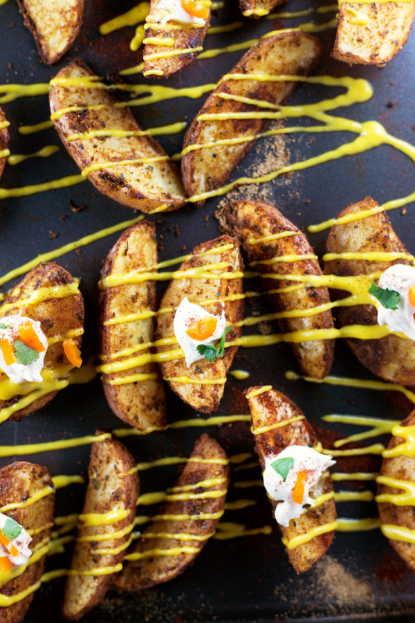 Mexican-Wedges-with-Vegan-Nacho-Cheese-Sauce