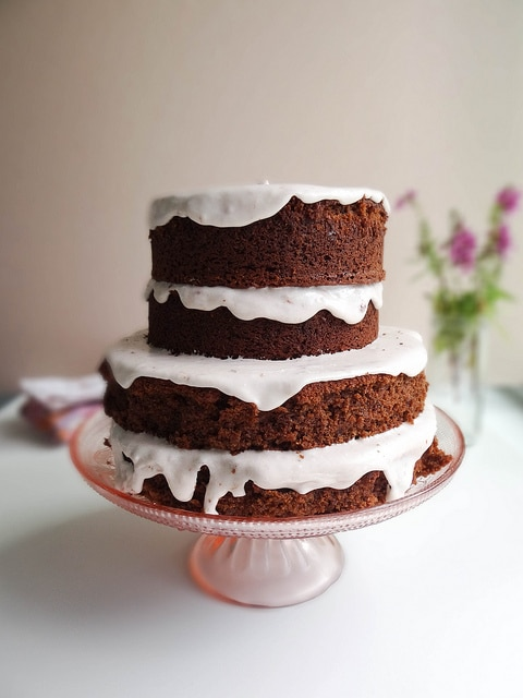 Sarahs Red Velvet Cake