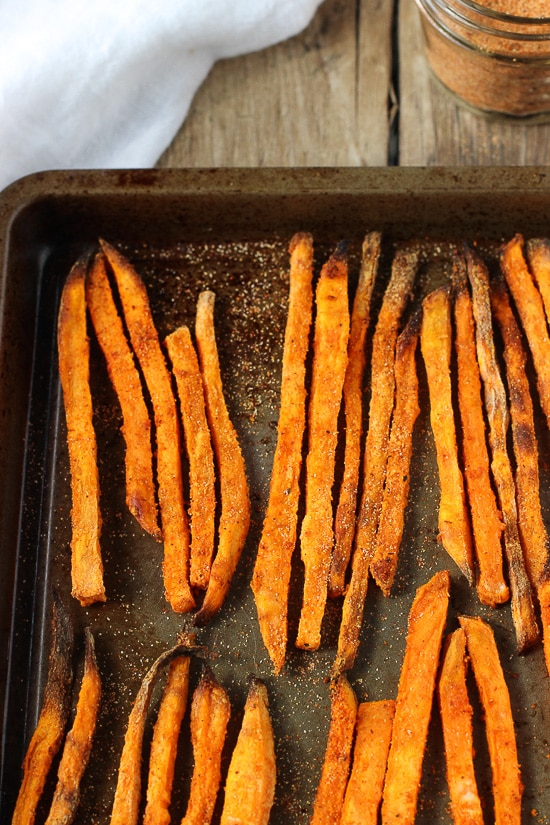 crispy-baked-buffalo-sweet-potato-fries-2